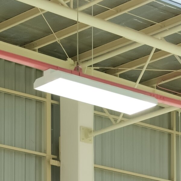 LED Integrated High Bay by NICOR Lighting