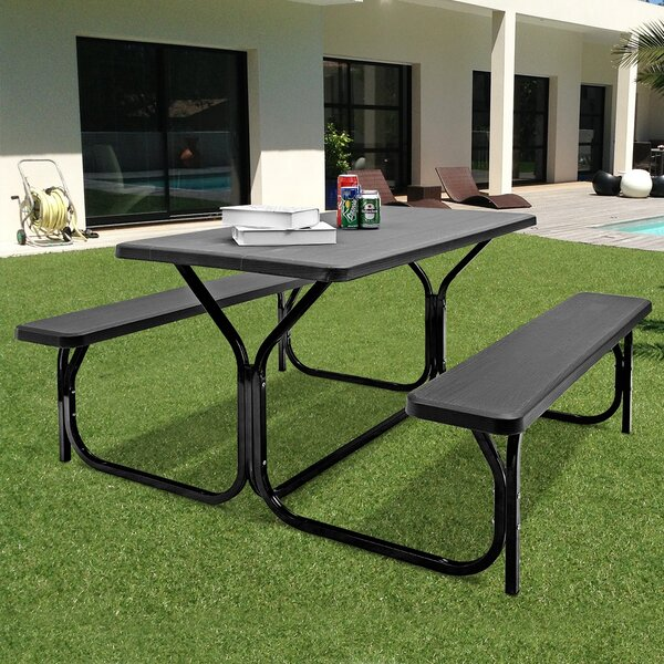 Kutlay Picnic Table by Latitude Run