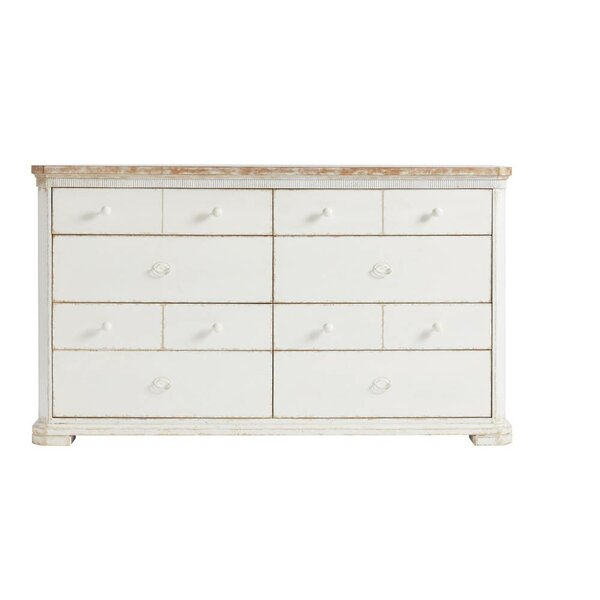 Juniper Dell 8 Drawer Double Dresser by Stanley Furniture