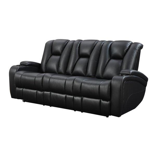 Bissette Reclining Sofa by Red Barrel Studio
