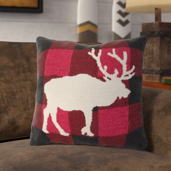 Todt Hill Throw Pillow by Loon Peak