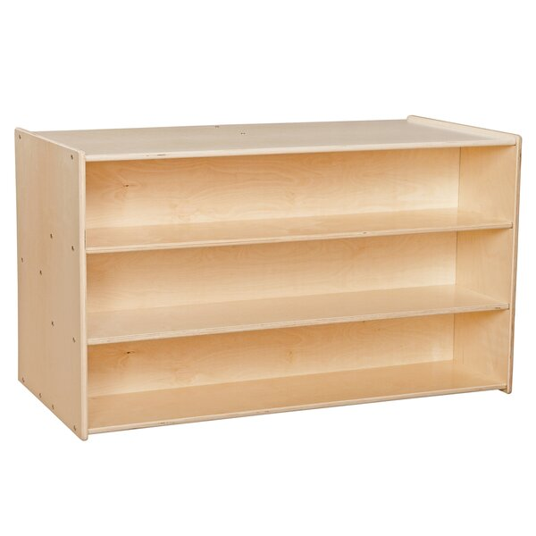 Clarendon Double Sided Storage 14 Compartment Cubby with Trays by Symple Stuff