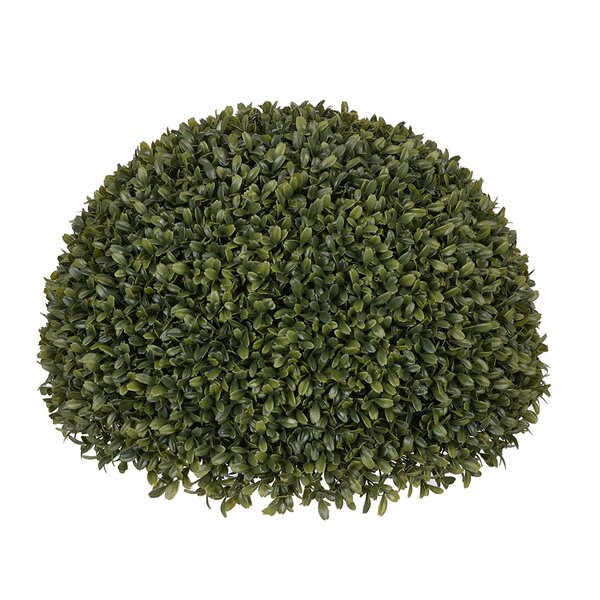 Artificial Boxwood Half Ball Topiary by House of Silk Flowers Inc.
