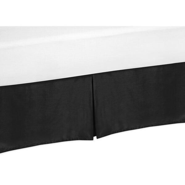 Chevron Toddler Bed Skirt by Sweet Jojo Designs