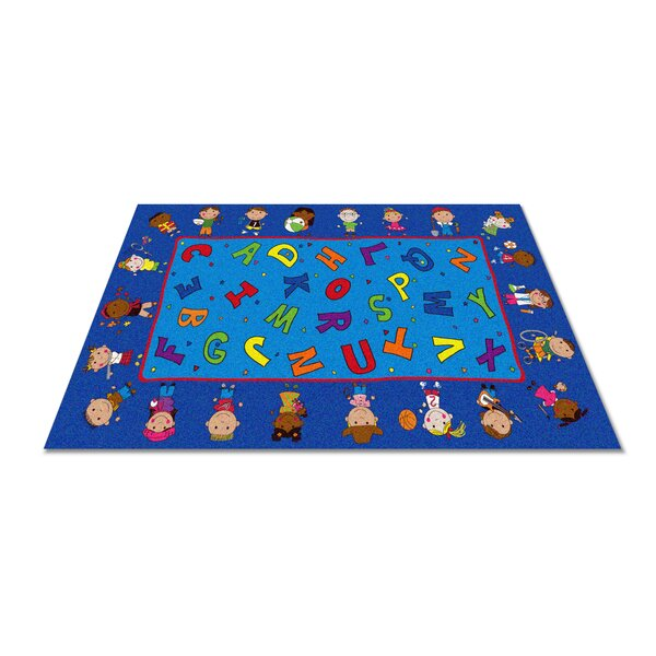 Friends Together Friendship Area Rug by Kid Carpet