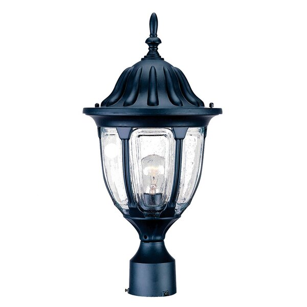 Pritchard Outdoor 1-Light Lantern Head by Charlton Home