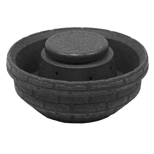 Round Plastic Pot Planter by Good Ideas