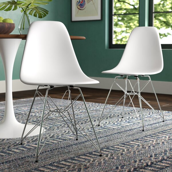 Ducks Side Chair (Set of 2) by Wrought Studio