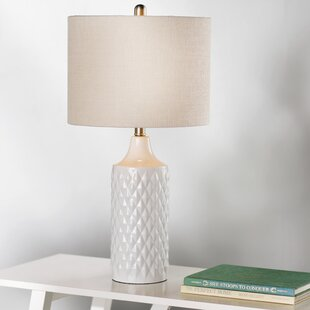 Coupon Melbourne Beach 26.6 Table Lamp By Beachcrest Home