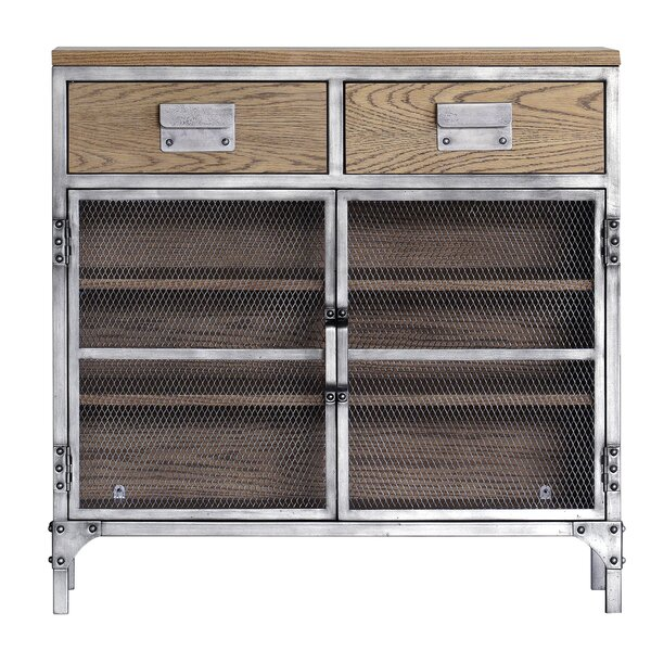 Zepeda 2 Door Accent Cabinet by Williston Forge Williston Forge