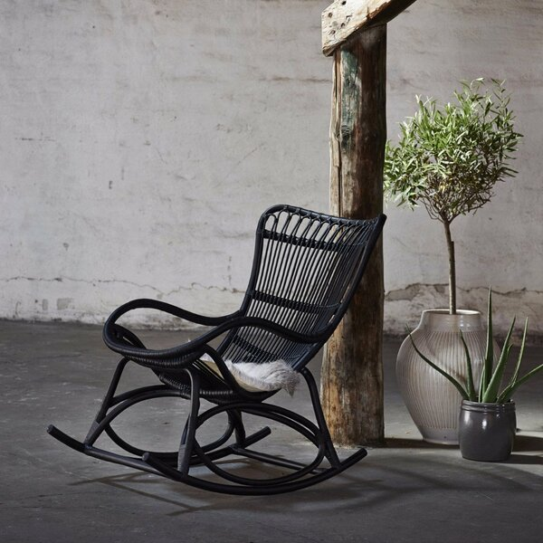 Hollingsworth Rocking Chair By Bayou Breeze