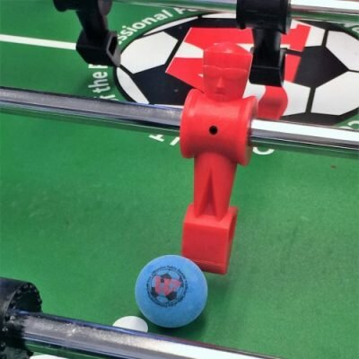 Pro Game Foosball (Set of 8) by Warrior Table Socc