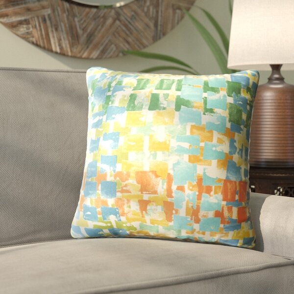 Momea Indoor/Outdoor Throw Pillow (Set of 2) by Bungalow Rose