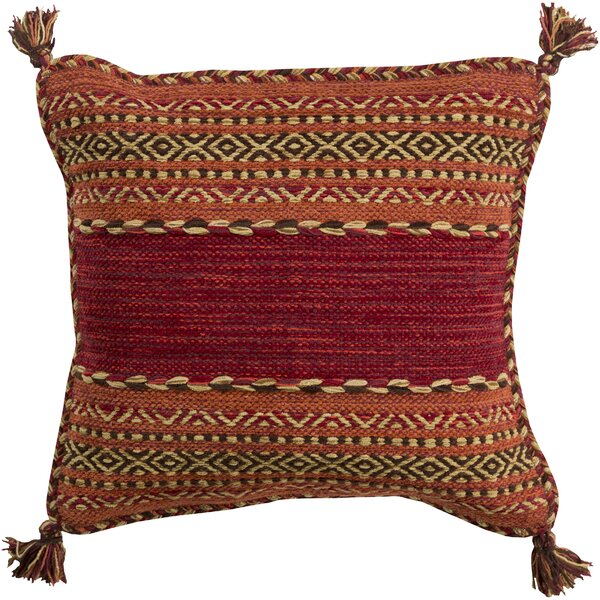Wrightsville Throw Pillow by Three Posts
