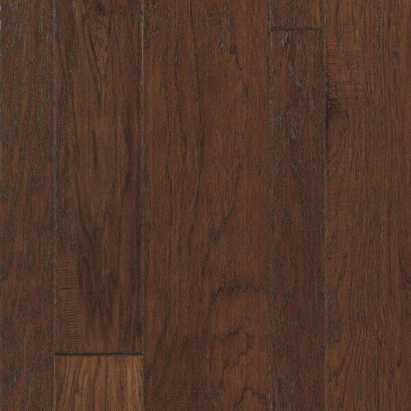 Welsley Heights 5 Engineered Hickory Hardwood Flooring in Coffee by Mohawk Flooring