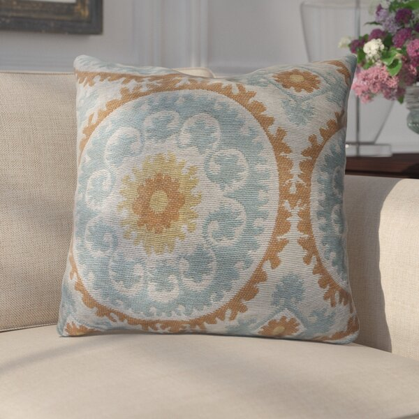 Saint Paul Luxury Throw Pillow by Canora Grey