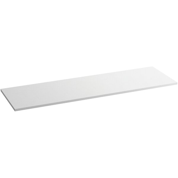 Solid/Expressions 73 Single Bathroom Vanity Top by Kohler