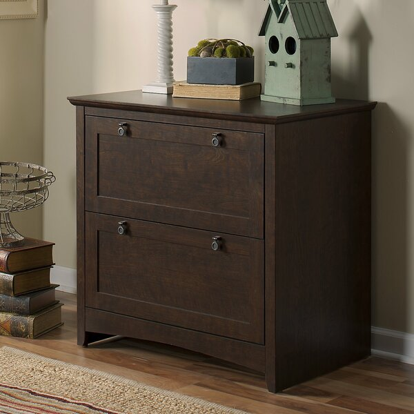 Fralick 2-Drawer Lateral Filing Cabinet by Darby Home Co