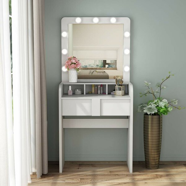 Baldon Vanity with Mirror by Latitude Run Latitude Run