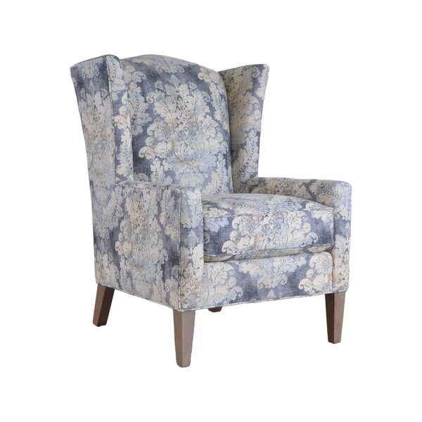 Imperial Wingback Chair by Craftmaster