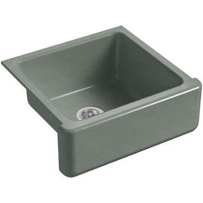 Bowl Sink Under Mount Single Tall Basalt 240 Product Photo