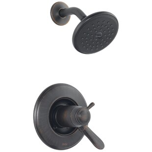 Lahara Shower Faucet Trim with Lever Handles and TempAssure ByDelta