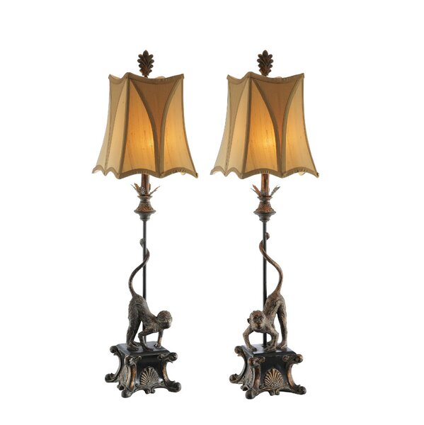 38 Table Lamp (Set of 2) by Amita Trading