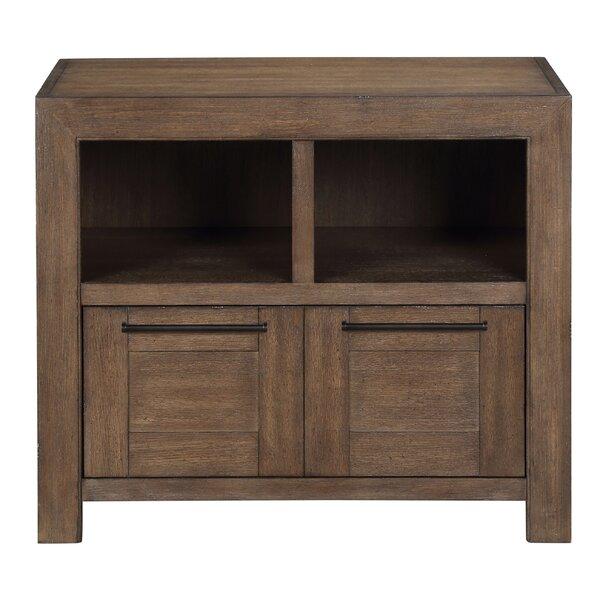 Depalma 2-Drawer Lateral Filing Cabinet