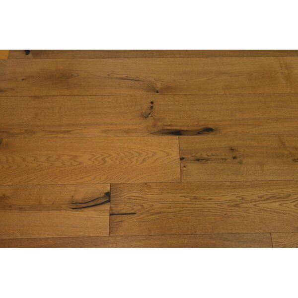 Buckingham 7-1/2 Engineered Oak Hardwood Flooring in Caraway by Branton Flooring Collection