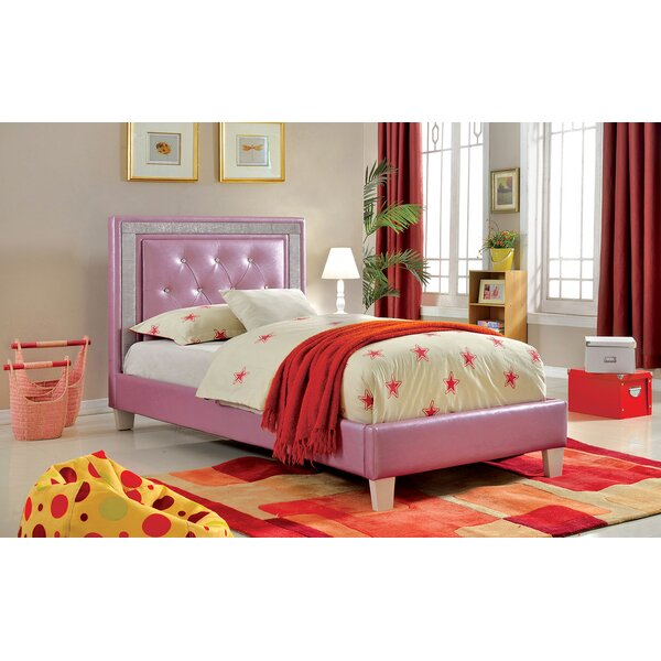 Higgston Platform Bed by Zoomie Kids