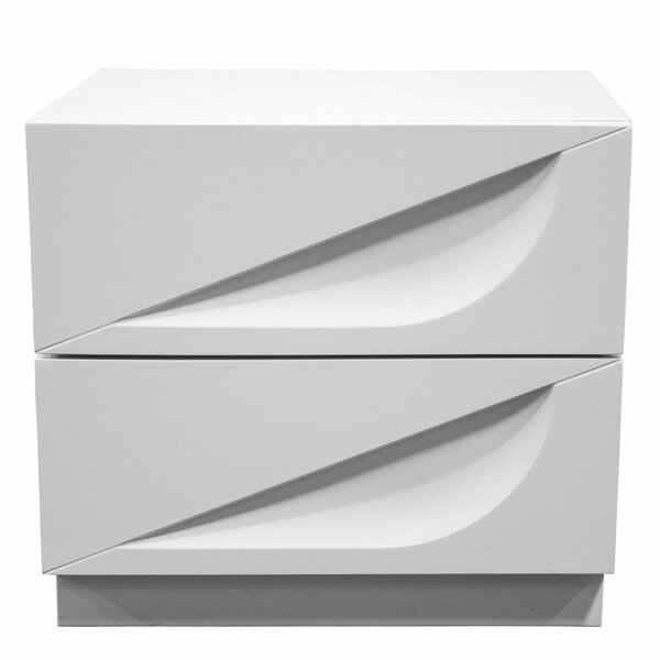 Kogan 2 Drawer Nightstand by Orren Ellis