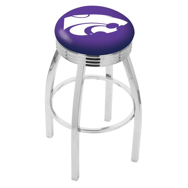 NCAA 25 Swivel Bar Stool by Holland Bar Stool