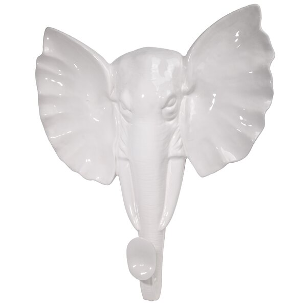 Elephant Wall Décor by World Menagerie