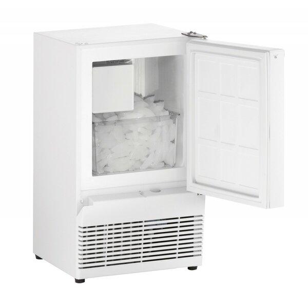 Reversible 14 23 lb. Daily Production Built-In Ice Maker by U-Line