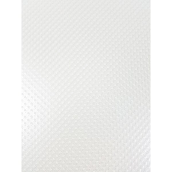 Particles Dotted Wall and Floor Tiles 12 x 24 in Diamond Mist Super White by Abolos