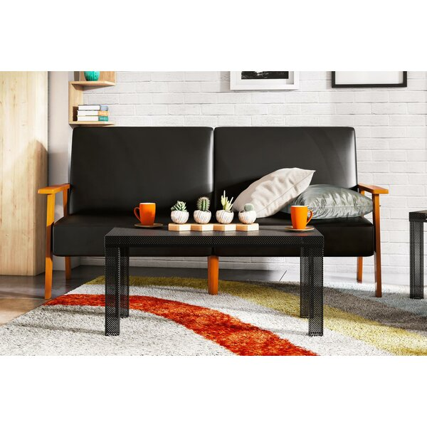 Asher Convertible Sofa by Novogratz