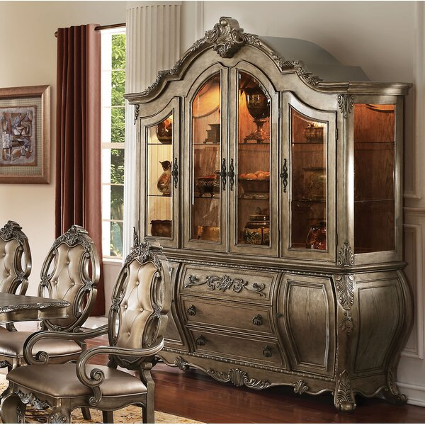 Rosenfeld China Cabinet by Astoria Grand