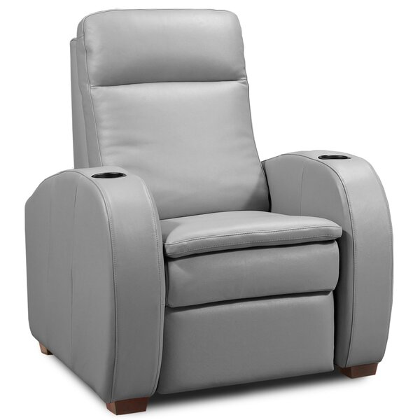 Review Leather Home Theater Individual Seating
