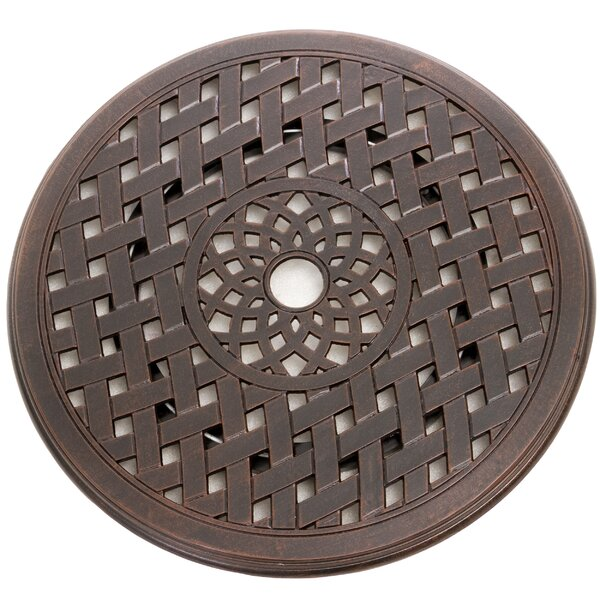 Glenna Lazy Susan by Three Posts
