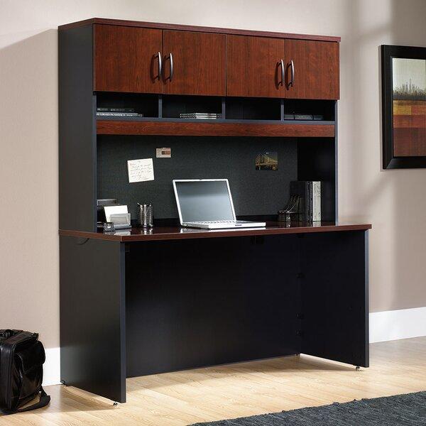 Castalia Desk with Hutch by Red Barrel Studio