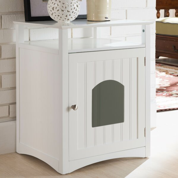 Molly End Table by One Source Living
