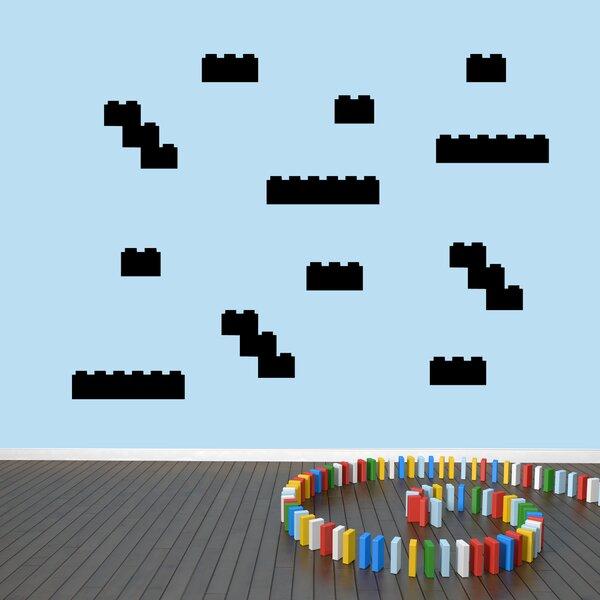 Blocks Wall Decal by Zoomie Kids