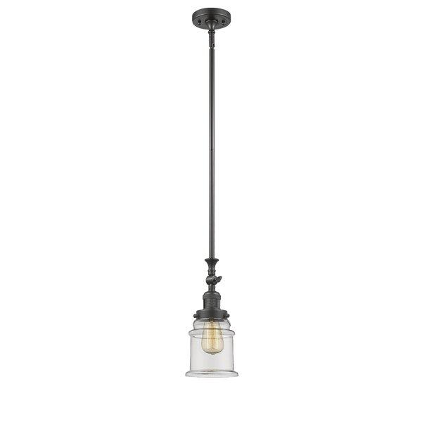 Greeley 1-Light Bell Pendant by Laurel Foundry Modern Farmhouse