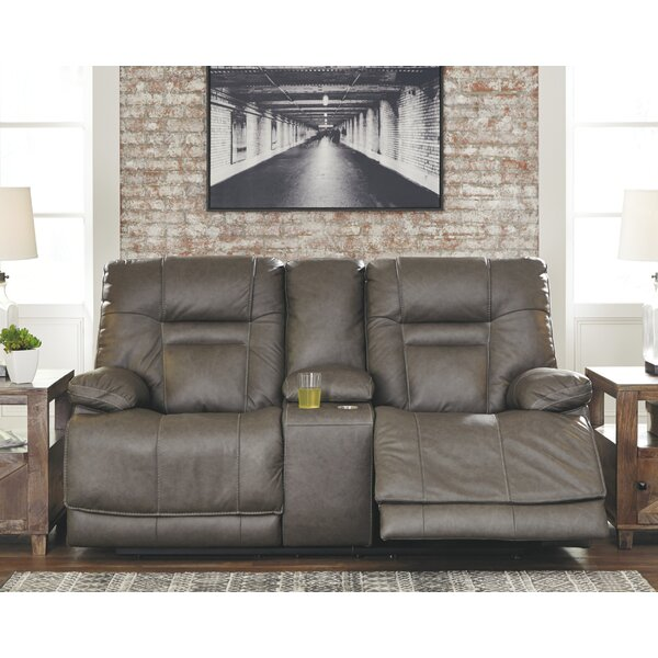 Best Of Mariel Reclining Loveseat by Loon Peak by Loon Peak
