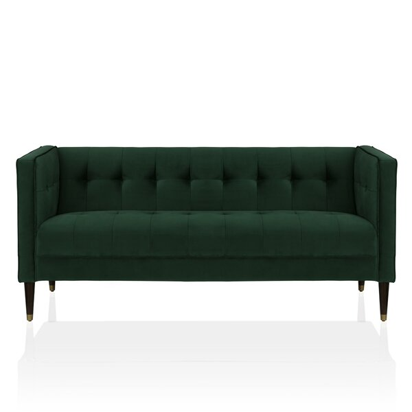Get Premium Neptune Chesterfield Sofa by CosmoLiving by Cosmopolitan by CosmoLiving by Cosmopolitan