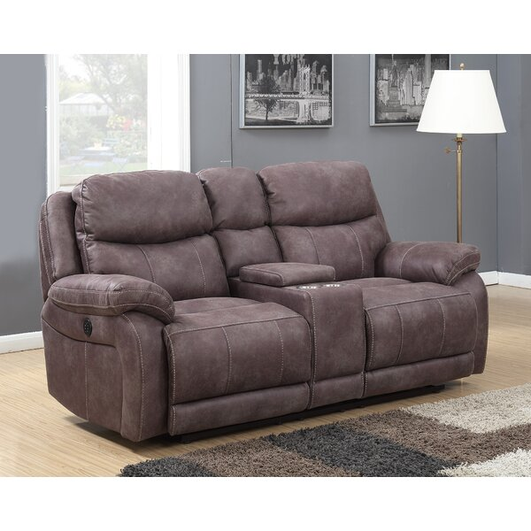 Buy Online Quality Rippy Reclining Loveseat by Latitude Run by Latitude Run