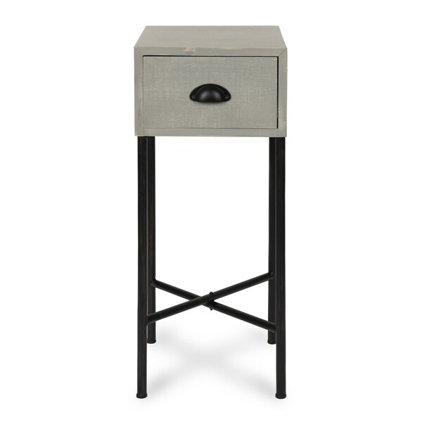 Varian End Table By Gracie Oaks