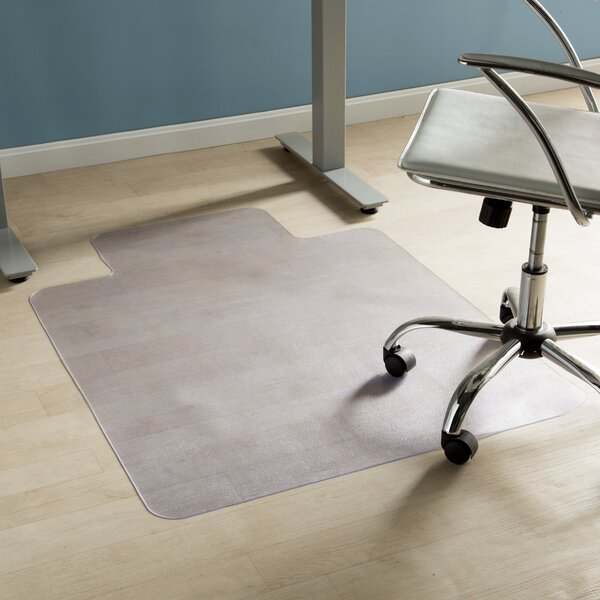 Outstanding Chair Mats For Hardwood Floors Wayfair Machost Co Dining Chair Design Ideas Machostcouk