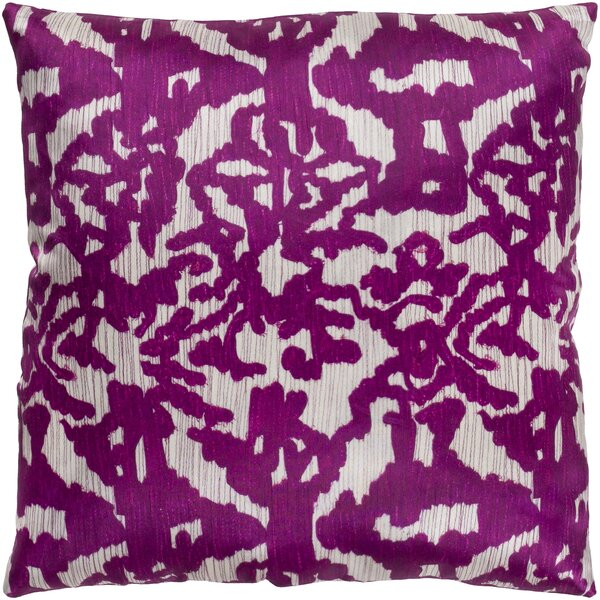 Tatum Polyester Throw Pillow by Bungalow Rose