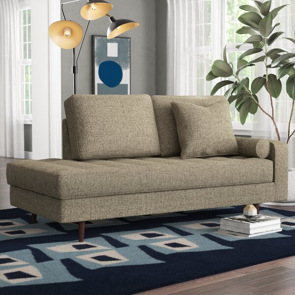 Grandin Chaise Lounge By Bungalow Rose